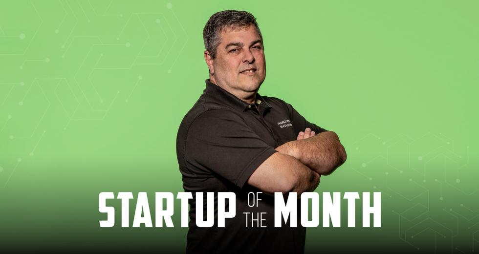 Eric Sweet Startup of the Month