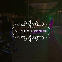 Atrium 916 opening event